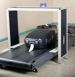 SlimLine A6020 UHF RFID airport baggage handling portal